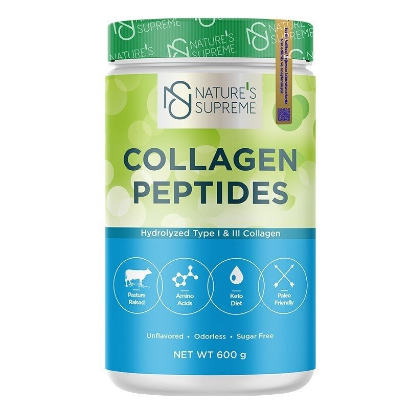Nature's Supreme Collagen Peptides Powder
